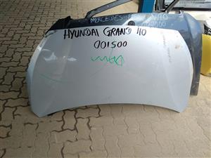 hyundia grand 110 bonnet