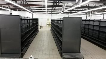 Factory Cost RACKING & SHELVING UNITS