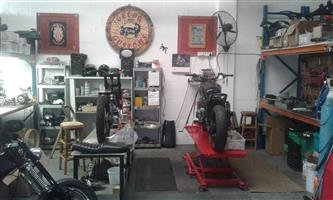 Motor Cycle Services and Repairs