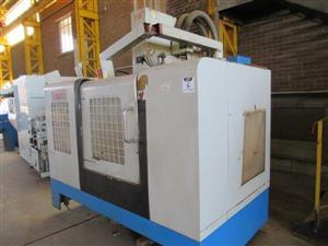 Eumach V-32 CNC Vertical Machining Center
