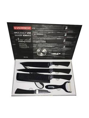 Everich kitchen knife set