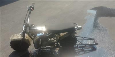 1998 Kawasaki KX