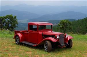 1932 FORD PICK-UP FIBREGLASS KITS