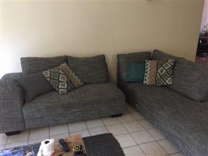 Large L-shaped Coricraft Couch for SALE - GREAT CONDITION