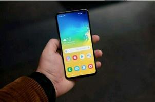 Samsung S10e Dual Sim.