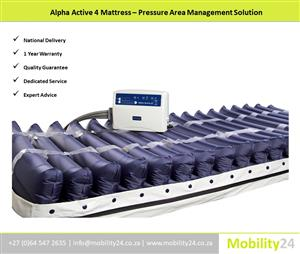 Alpha Active 4 Mattress - Medical bed solutions