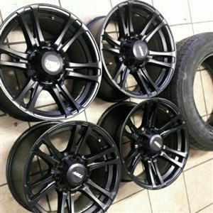black rims