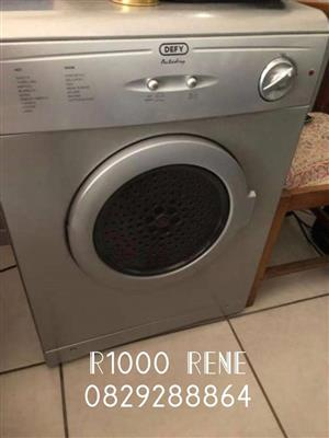 Defy tumble dryer for sale