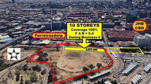 10 STOREY APPROVAL (FROM R 1,550/Bulk-Floor m2)