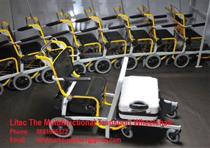 Litec The Multi functional Transport Wheelchair