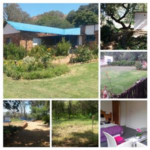 4 Bedroom with a tranquil lifestyle setting - Kameeldrift West