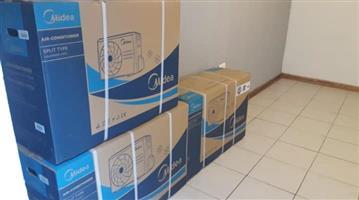 Midea 18 000 Btu energy saving aircon