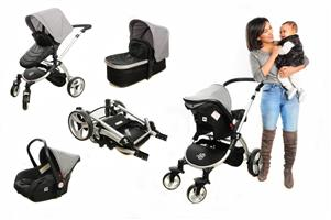 3 in 1 Hello Baby Travel System