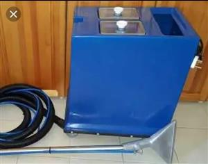 Industrial Carpet and Upholstery Cleaning Machine