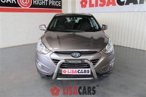 2012 Hyundai ix35 2.0 Premium