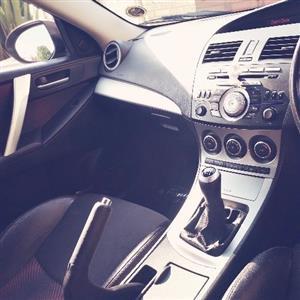 2010 Mazda 3 Mazda MPS
