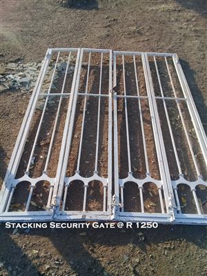 Stacking Security Gate