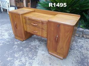 Art Deco Dressing Table (1355x470x660)