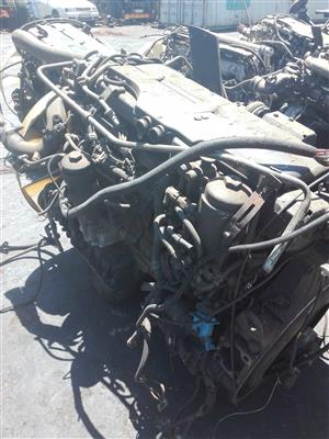 MAN hb2 engines for sale