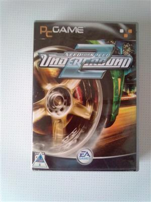 Game for PC: Need for Speed Underground 2. Double disk edition plus Booklet. I am in Orange Grove.