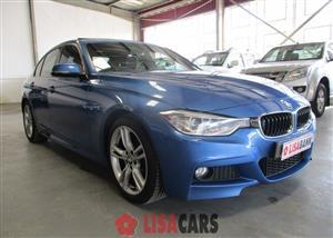 2014 BMW 3 Series 320d Modern sports auto
