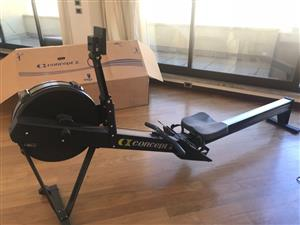 Concept 2 Rowing Machine Model D PM5 Display