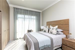 Modern Retirement Apartment with waterfront in Waterkloof Ridge