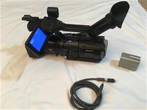 Sony HVR-Z1U Video Camera Recorder