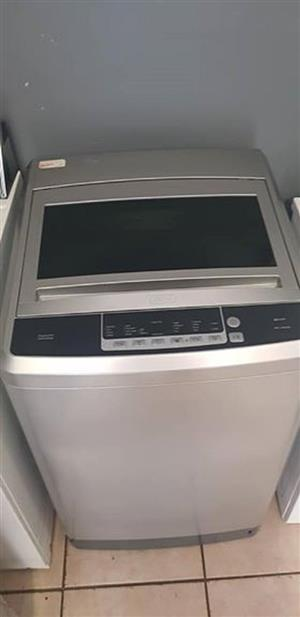 13kg toploader washing machine