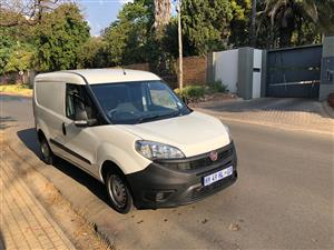 2019 Fiat Doblo Cargo 1.4