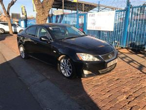 Lexus Is250 (black) Stripping For Spares For More Info Contact Ebrahim On 0833779718
