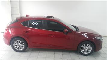 2018 Mazda 3 Mazda Sport 2.0 Dynamic