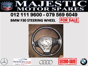 Bmw F30 steering wheel for sale