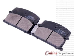 Toyota Corolla/Conquest 160/180 Brake Pads