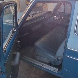 1959 ford zephyr mk2 station wagon