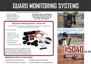 GUARD MONITORING SYSTEMS