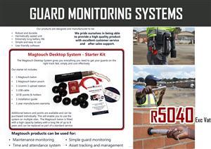 GUARD MONITORING SYSTEMS