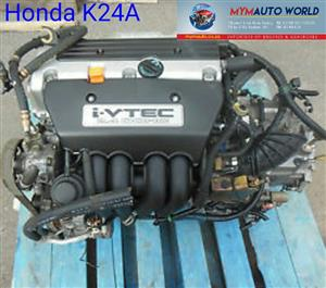 Imported used HONDA ACCORD VTEC,K24A VTEC, Complete second hand used engines