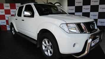 2012 Nissan Navara 2.5dCi double cab 4x4 LE auto