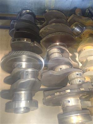 Crankshafts for Jeep,Dodge and Chrysler