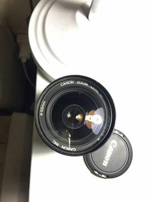 Canon Ultrasonic Lense as new