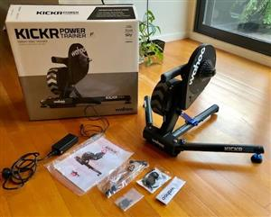 Wahoo Kickr Gen 2 smart bike trainer