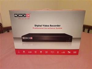 Provision ISR 16channel Analog DVR without Harddive