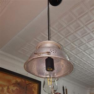Unique light fittings