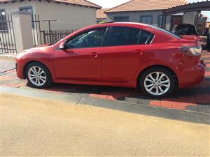 2010 Mazda Mazda3 sedan 2.0 Individual
