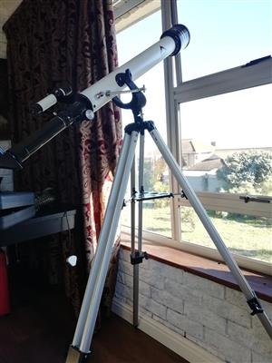K-way.... Lunar Telescope