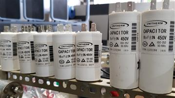 AC Motor Start Run Capacitors New Start-up Starter