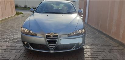 2006 Alfa Romeo 147 1.9 JTD Multijet 5 door Distinctive