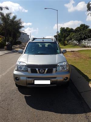 2005 Nissan X-Trail 2.5 4x4 SE