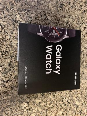 Samsung Galaxy Watch 46mm Silver 2019